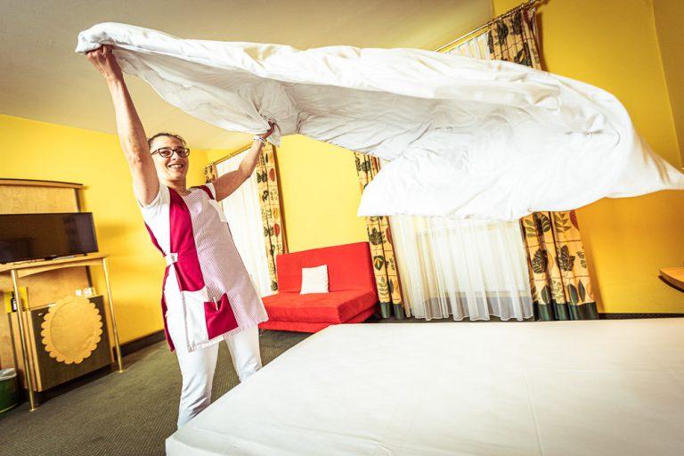 Brauhaus zu Murau Hotel Zimmer Mitarbeiter-In