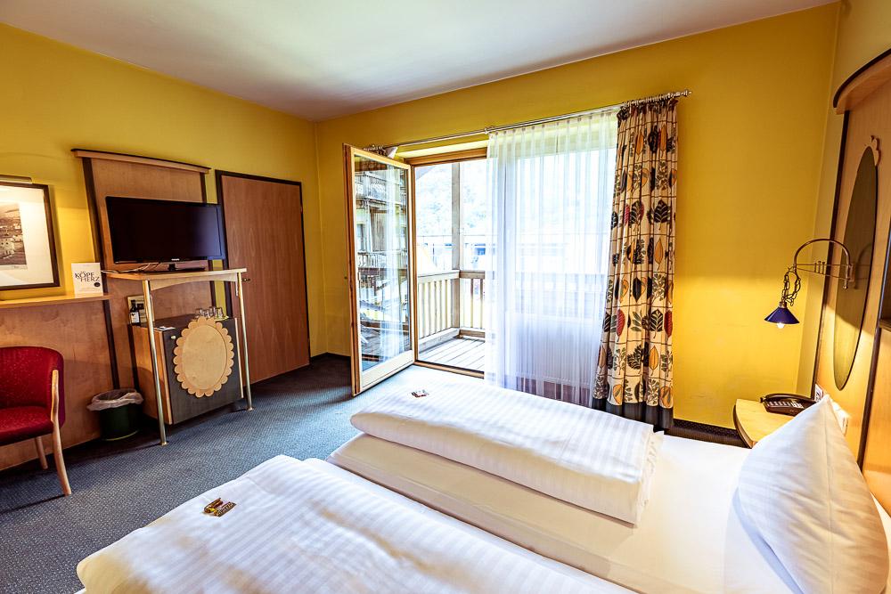 Brauhaus zu Murau Hotel Zimmer