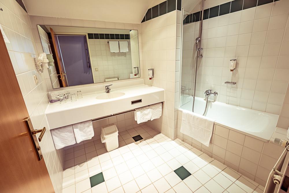 Brauhaus zu Murau Hotel Badezimmer