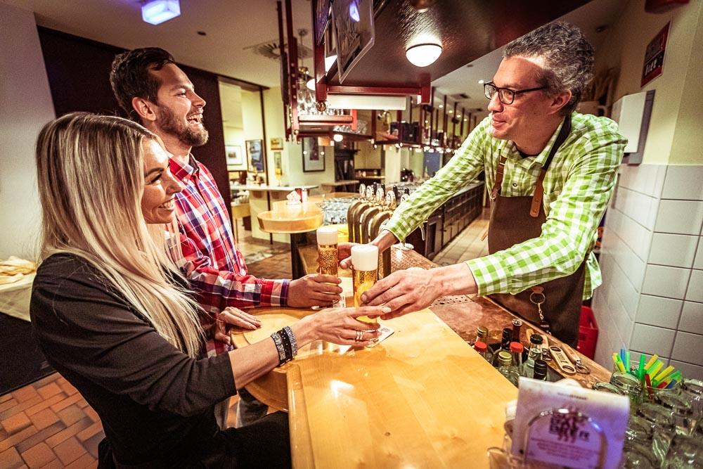 Brauhaus zu Murau Restaurant Bar Murauer Bier