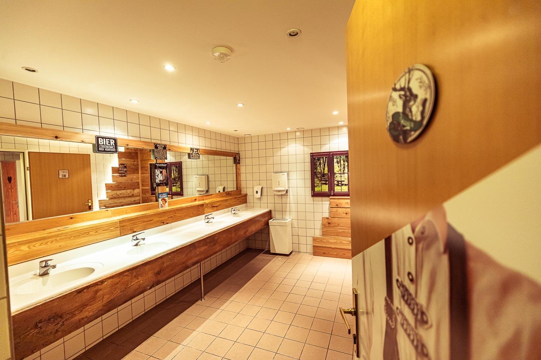 Brauhaus zu Murau Badezimmer